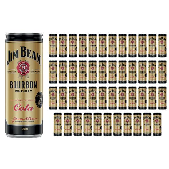 Hamper: Jim Beam RTD | Code: 711