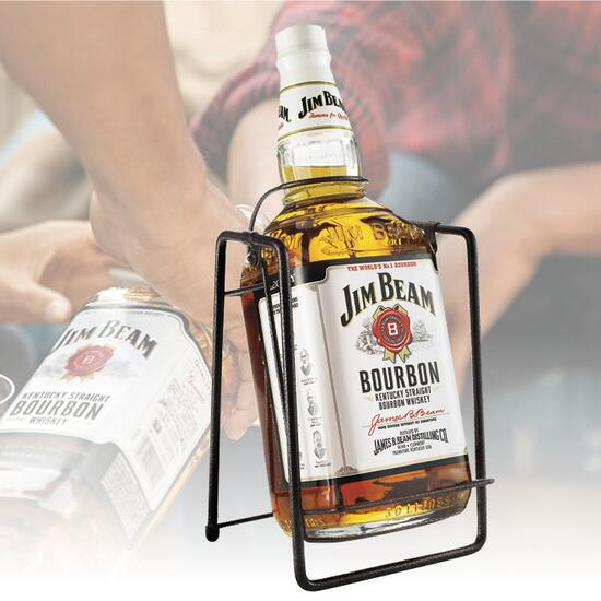 Hamper: Jim Beam Cradle | Code: 745
