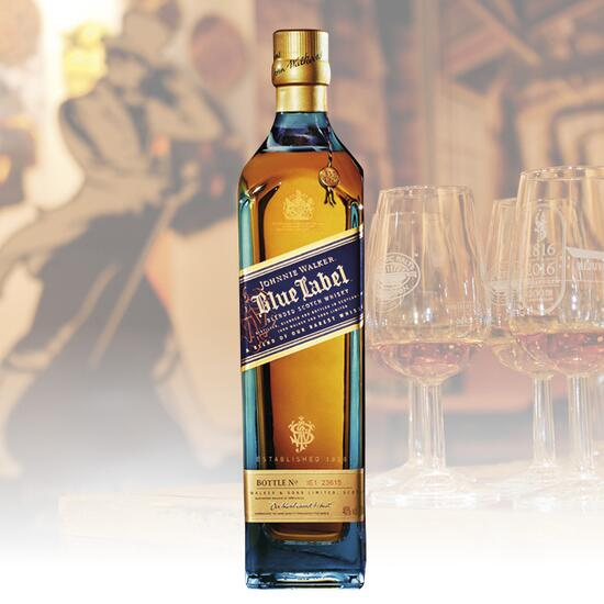 Hamper: Johnnie Walker Blue Label | Code: 729